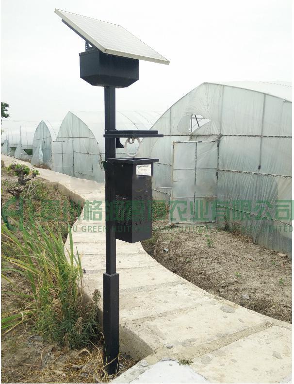 風吸式太陽能殺蟲燈——1003